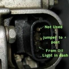 3 Pin Alternator Wiring Diagram Inner Brain Subaru To Vw
