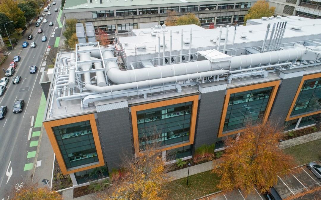 Otago University Science Precinct