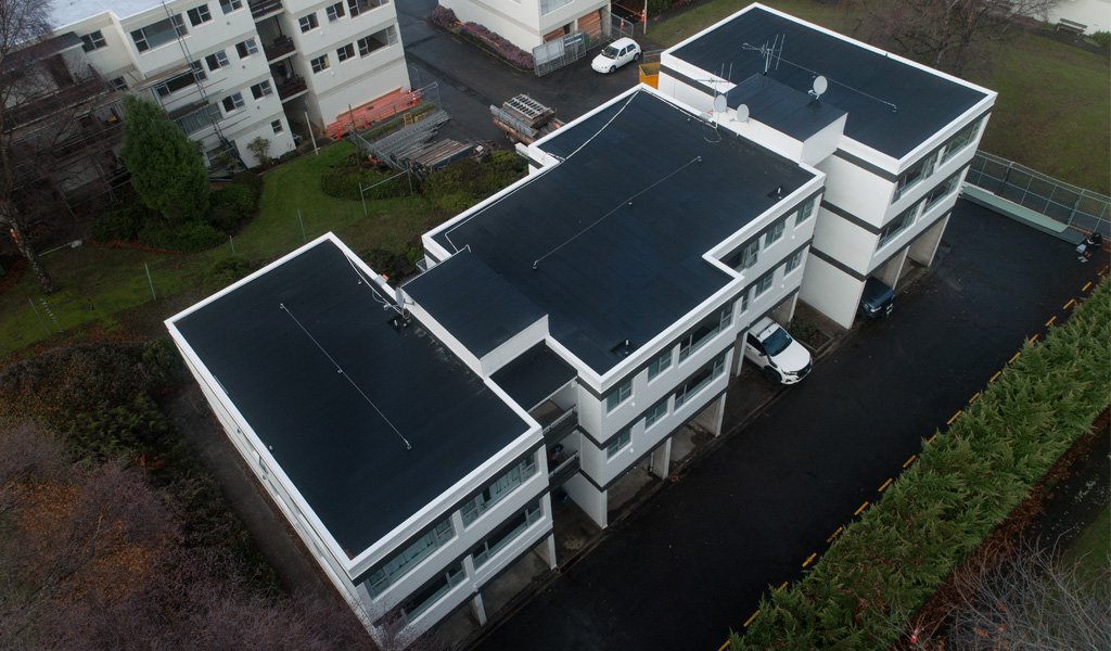 Nuratherm re-roof DRS