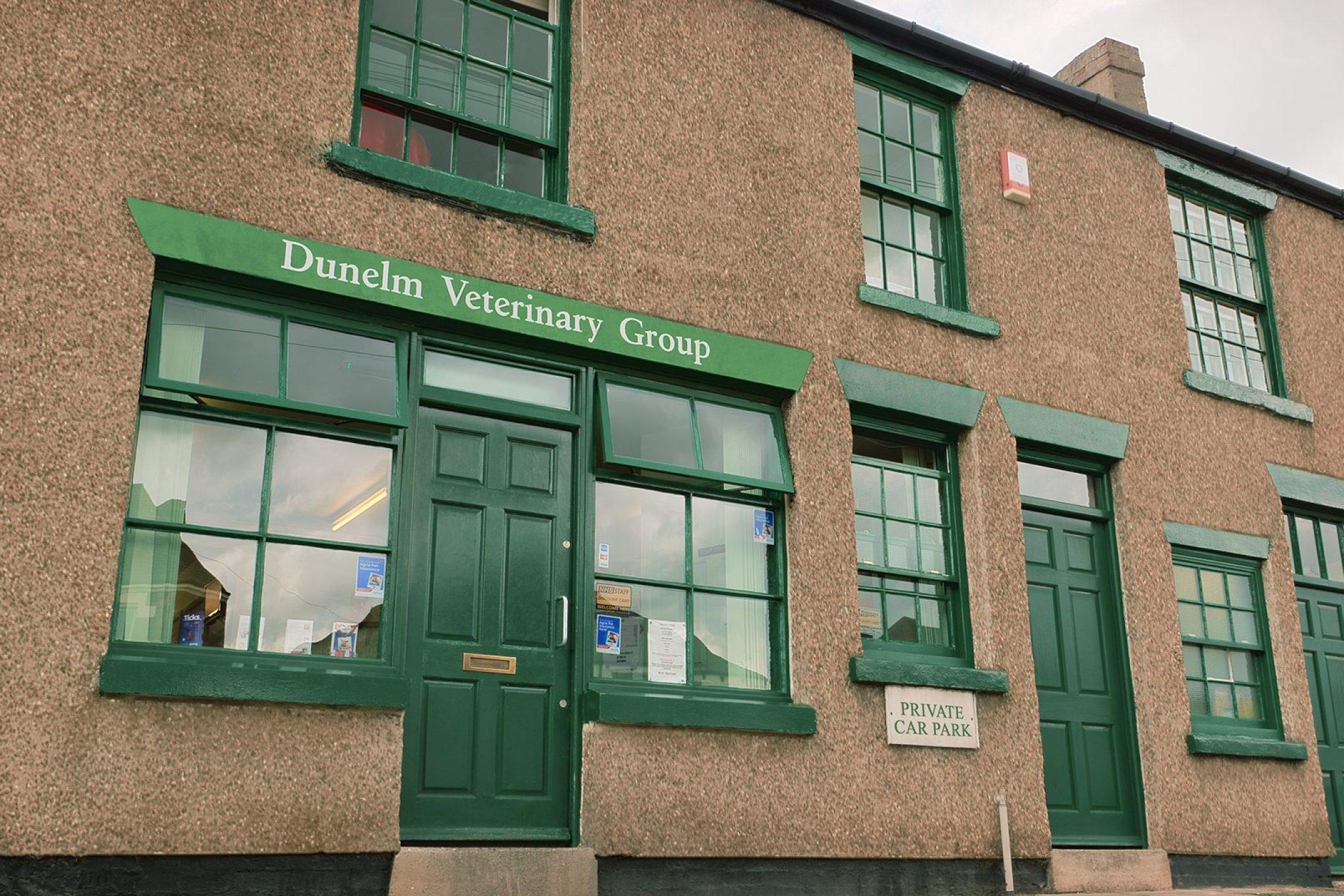 Duenelm Veterinary Group Premises