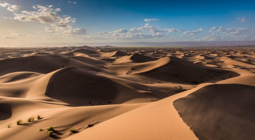 Chegaga Dunes #dunesdesert