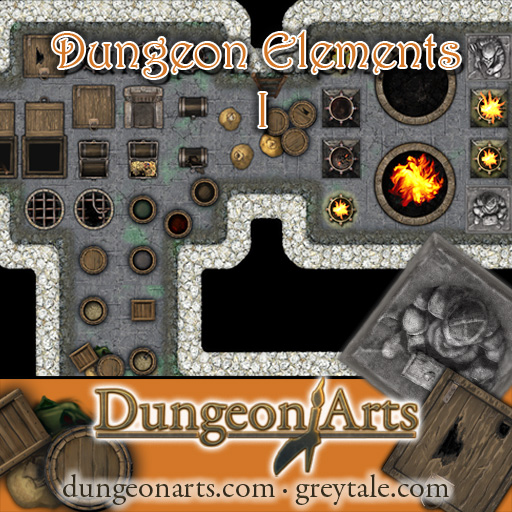 Dungeon Elements I