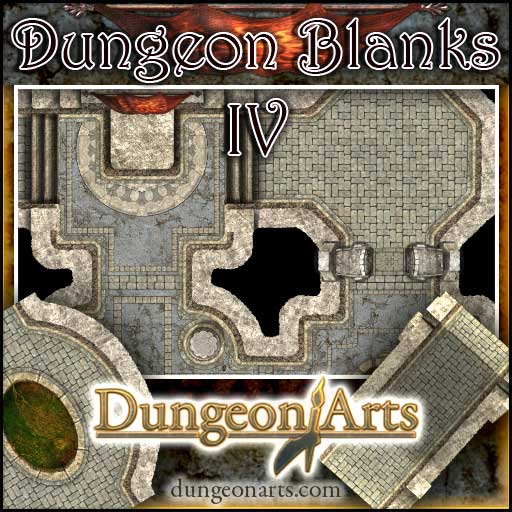 Dungeon Blanks IV