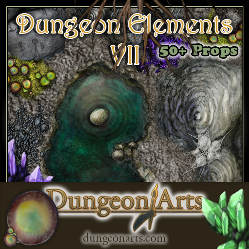 Dungeon Elements VII