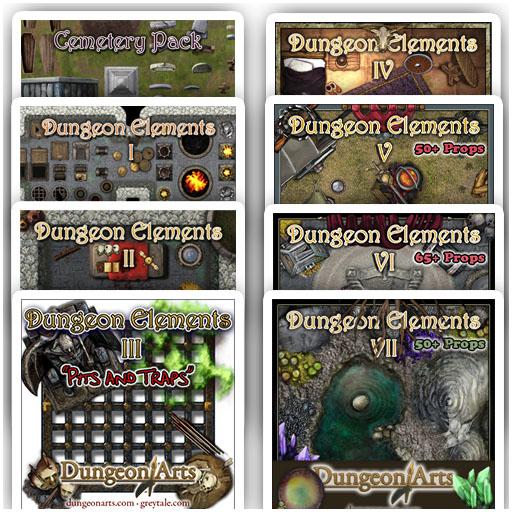 Elements Bundle 8 Pack