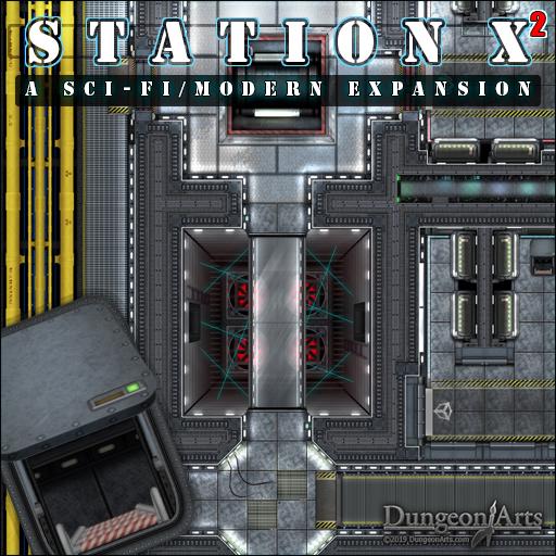 Station X2