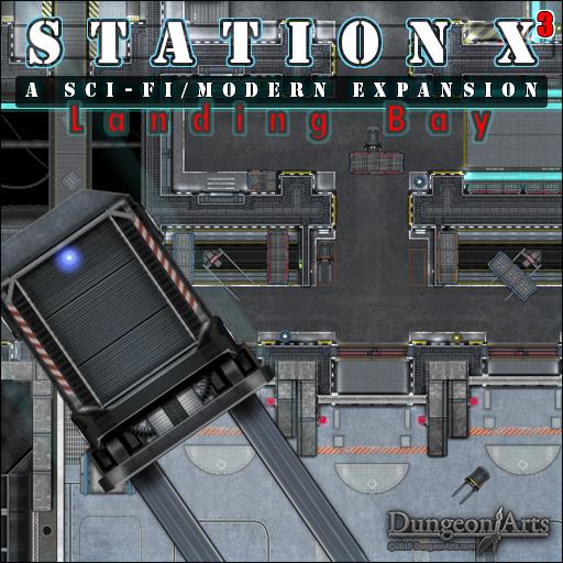Station X3