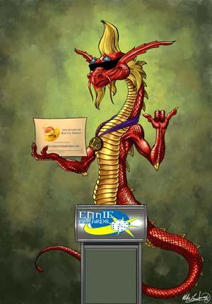 Dungeon Mastering wins gold Ennie