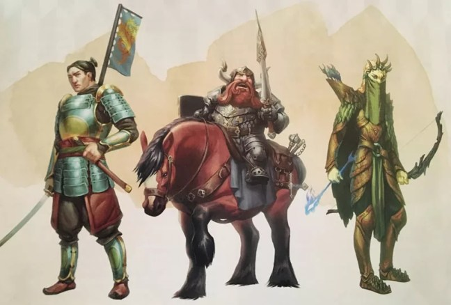 Mounted Combat in D&D 5e - Dungeon Solvers