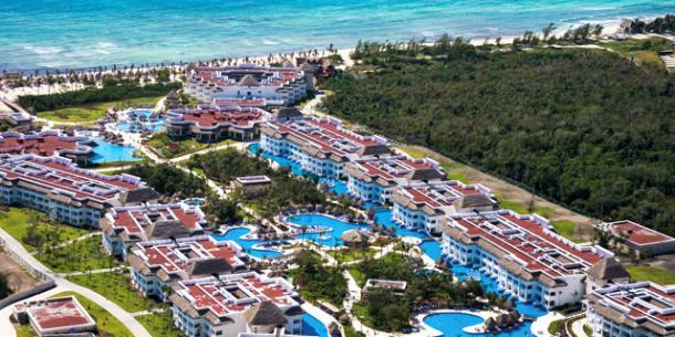 Grand Sunset Princess Riviera Maya Resort