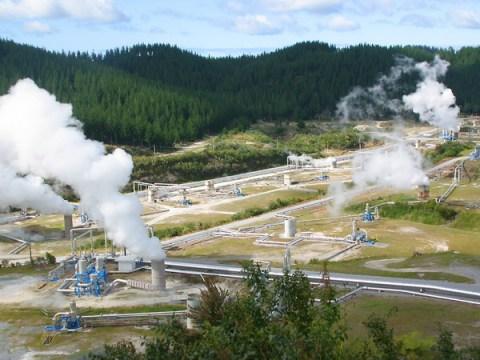 Gunakan APBN, Pemerintah Mulai Eksplorasi Panas Bumi di Gunung Tampomas Tahun Ini