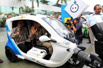 Kurangi Emisi Karbon, Kementerian Perindustrian Akselerasi Pengembangan Kendaraan Listrik