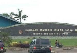Kawasan Industri Medan (KIM).