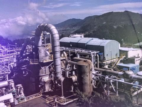 Dukungan Pemerintah Pacu Pengembangan Panas Bumi Geo Dipa Energi
