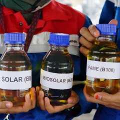 Tunggu Kilang Rampung, Pertamina Impor Green Diesel Eni