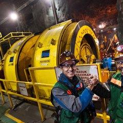 Pemerintah Beri Lampu Hijau Freeport Bangun Smelter di Halmahera Timur