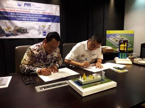 PAL Indonesia Nantikan Persetujuan Pembangunan Non-Fission Test Bed Platform Pembangkit Thorium