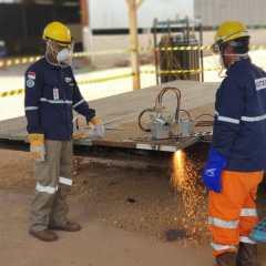 Petronas Mulai Konstruksi Proyek Bukit Tua Fase II