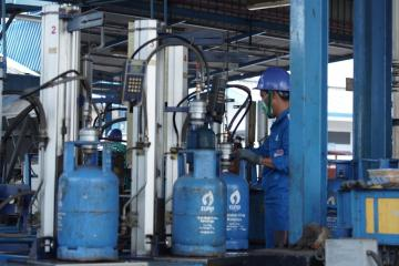 Selama Tanggap Darurat Corona, Konsumsi LPG Naik dan BBM Turun