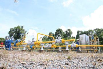 JOB Pertamina-Medco EP Simenggaris Pasok Kebutuhan Gas Kilang Mini LNG Pertama di Indonesia