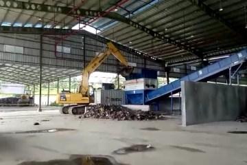 Pabrik RDF Mulai Beroperasi, Sampah Gantikan Peran Batu Bara?
