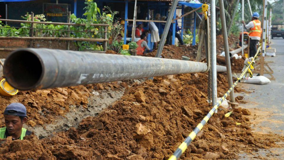 Anulir Keputusan BPH Migas, Kementerian ESDM Ambil Alih Proyek Pembangunan Pipa Cirebon-Semarang