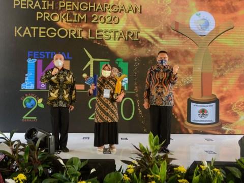 Kejar Target Penurunan Emisi, Kementerian LHK Pacu Program Kampung Iklim