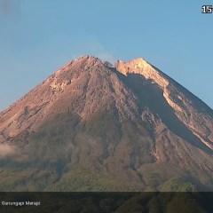 Badan Geologi Minta Masyarakat Tingkatkan Kewaspadaan Terhadap Kondisi Gunung Merapi