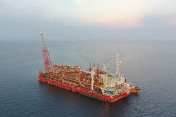 Kuartal I 2021, Gas Lapangan Merakes Mengalir ke FPU Jangkrik