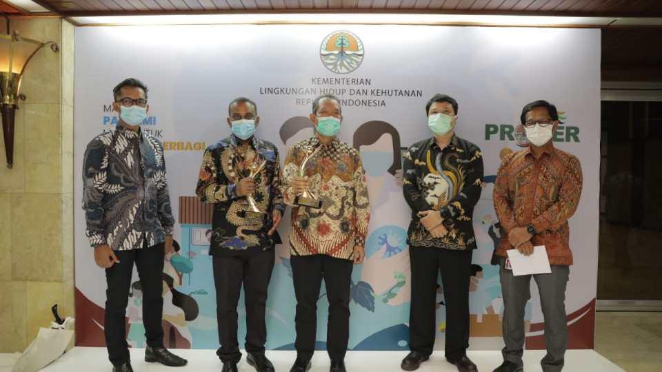 Komitmen Tanggung Jawab Sosial dan Lingkungan, Pertamina EP Raih Tiga Proper Emas