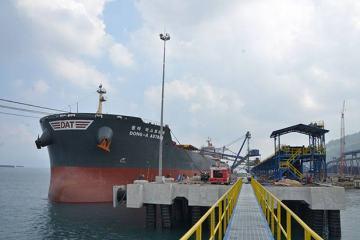 Pelabuhan Tarahan Bukit Asam Sabet PROPER Emas