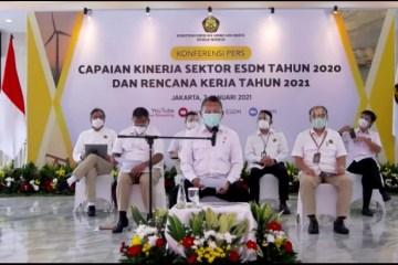 Menteri ESDM: Target 2021 Kapasitas Pembangkit EBT Meningkat Menjadi 12.009 MW