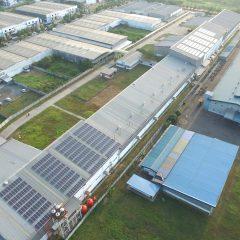 Xurya Daya Raih Peningkatan Instalasi PLTS Atap