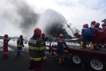 Rapor Merah HSSE, Pertamina Diminta Benahi Lokasi Tangki