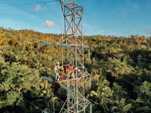PLN Rampungkan Pembangunan Menara Darurat di NTT