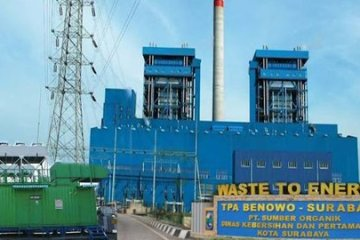 Era Baru Energi Hijau, 1.000 Ton Sampah per Hari Kota Surabaya Diolah Jadi Listrik