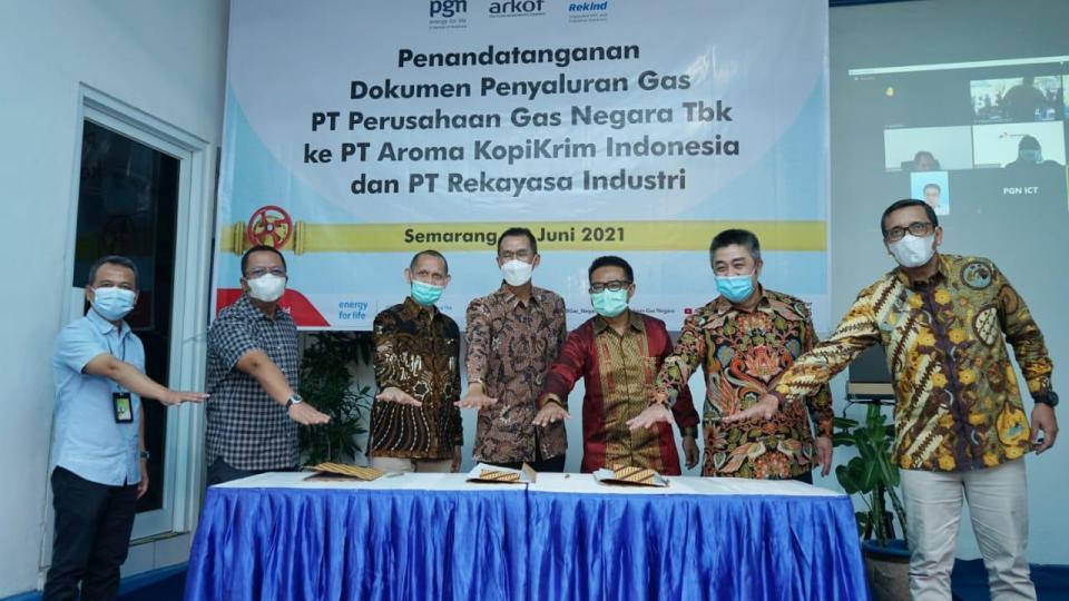 Rekind Serap 8 BBTUD Gas untuk Commissioning Proyek Jambaran Tiung Biru