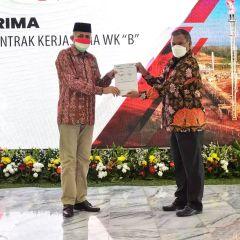 Dikelola BUMD Aceh, Kementerian ESDM Minta Produksi Minyak Blok B Naik Dua Kali Lipat