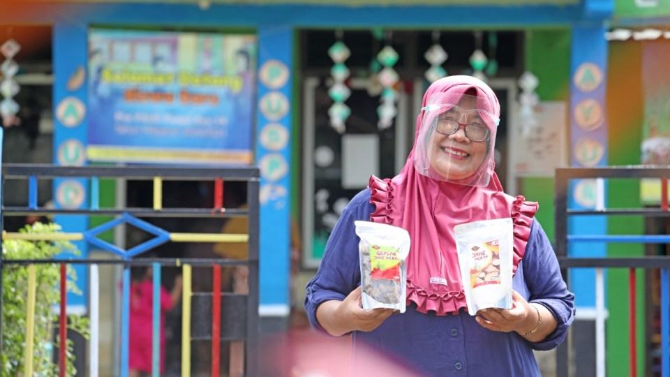 Program Ibu Siaga Covid-19 Kilang Cilacap Best of The Best Proving League 2021