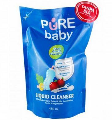 liquid cleanser refill 450ml