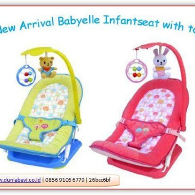 Babyelle Fold Up Infant Seat