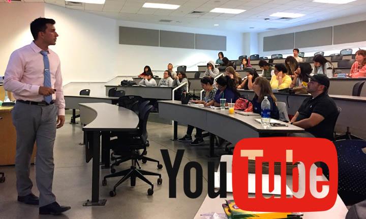Guru bisa jadi YouTuber sukses