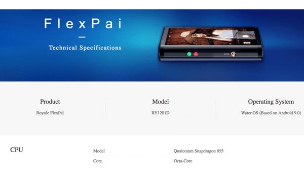 Smartphone Pertama dengan Snapdragon 855