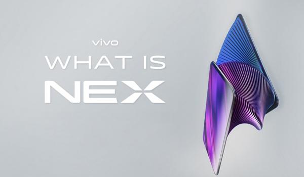 Vivo Nex 2 smartphone dua layar