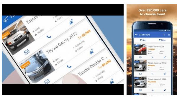 Aplikasi Jual Beli Mobil Terbaik di Indonesia