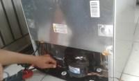 Cara memperbaiki Freezer bocor