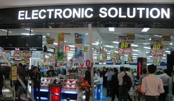 toko elektronik terbaik di Jogja