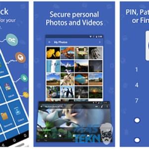 Cara mengunci folder di smartphone