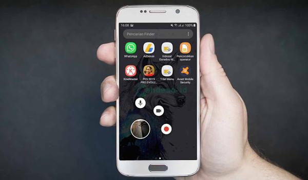 cara merekam layar hp android tanpa aplikasi