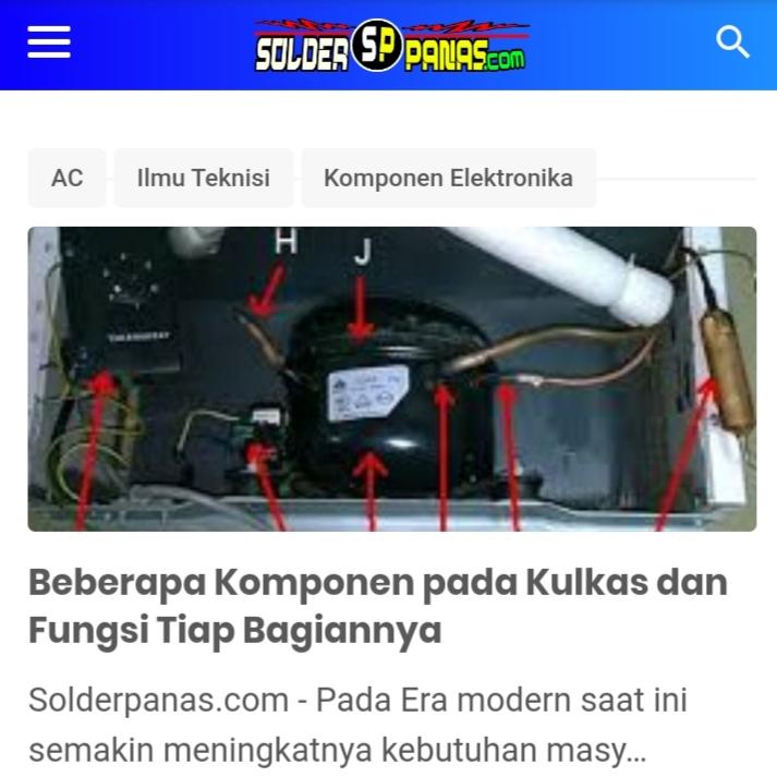 Solderpanas